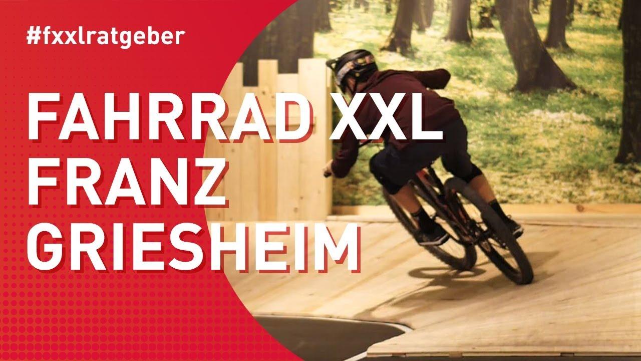 Fahrrad Xxl Franz Filiale In Griesheim Mtb Rundfahrt