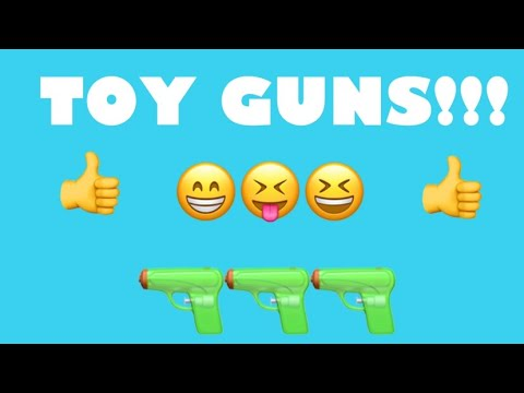 My toy guns review