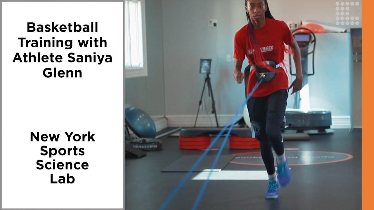 Basketball Training at the Lab | NY Sports Science Lab
