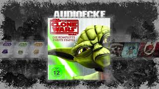 [Hörbuch] Star Wars The Clone Wars Staffel 2 [Folge 1-22] [HQ] [2K]
