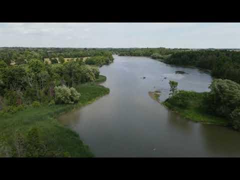 Milne Dam Conservation Park Filmed On DJI Mavic Air 2