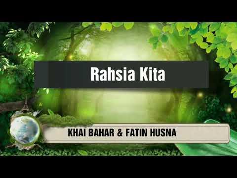Khai Bahar & Fatin Husna - Rahsia Kita (OST Dia Menantu Rahsia Video Lyrics)