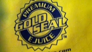 Premium Gold Seal Ejuice