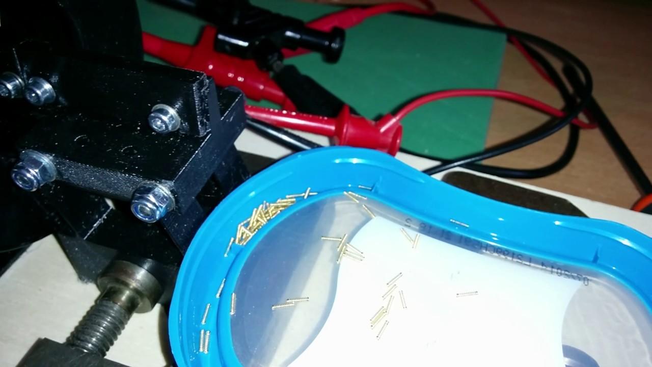 DIY Drum feeder | Hackaday.io