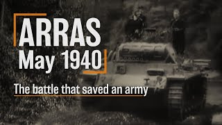 The Battle that Saved an Army   Arras 1940   The Tank Museum