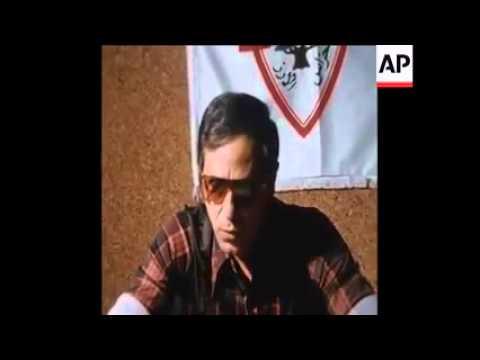 Interview with Etienne Sakr 12/7/1979 - Associated Press
