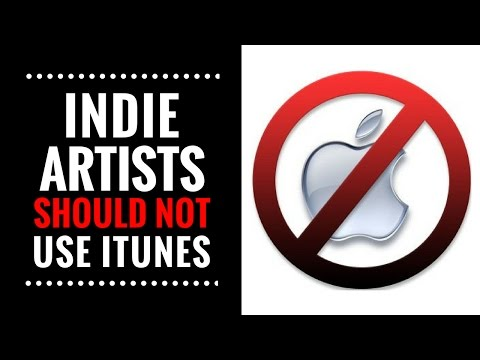 Independent Artists Don't Need to Release Music on iTunes