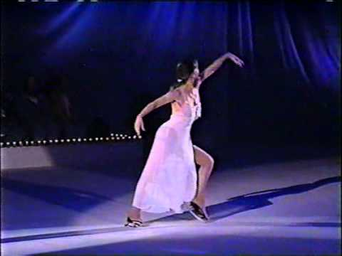 Peggy Fleming 1997 Carlo Fassi Tribute [Ave Maria]