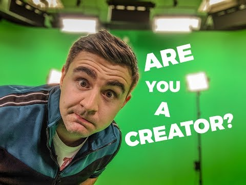 Could YOU be Creator of the Year 2018?