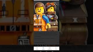 Лего фильм 2 песня из второго трейлера