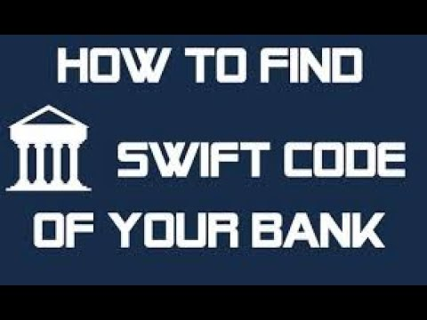 How To Find You Bank Swift (BIC)code | Verify Swift Code Which Is Belong To Your Branch.