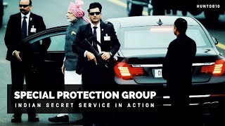 SPG - Special Protection Group | Indian Secret Service In Action | Military Motivational