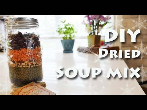SimplicityTV - DIY Dried Soup Jars