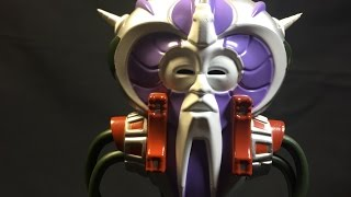 Impossible Toys Scientist (Transformers 3rd Party Quintesson Scientist) Thumbnail