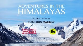 Adventures in the Himalayas