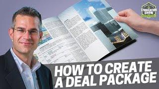 Anlaşma Paketi Oluşturma