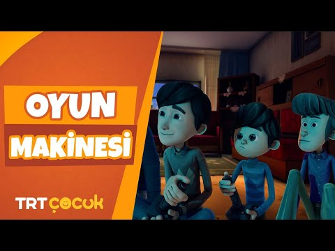 Rafadan Tayfa Oyun Makinesi Trt Cocuk Youtube