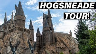 Hogsmeade Tour! - The Wizarding World of Harry Potter at Universal Orlando Resort
