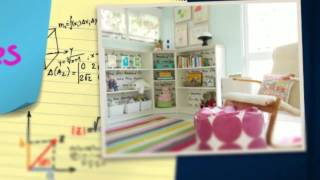 Kids Room Storage Ideas - Small Room