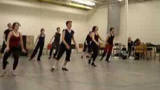 42nd Street Opening Tap Sequence