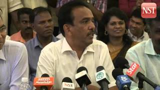 """President's team"" defends Palanivel"
