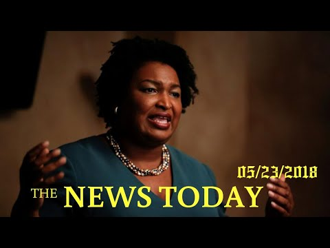 Black Candidate Makes History As Women Advance In U.S. Midterms | News Today | 05/23/2018 | Don...