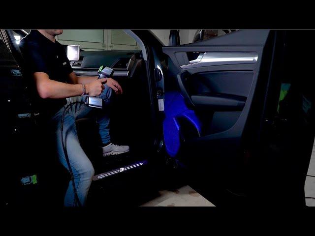 EinScan HX - Demo Video - Car 3D Scan