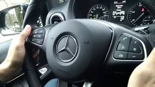 Тест драйв Mercedes-Benz Vito Tourer 2018 CDI 119 4x4