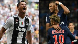 Juventus-Ronaldo will Win 2020 UEFA Champions League Final vs Paris Saint-Germain, Mbappe!