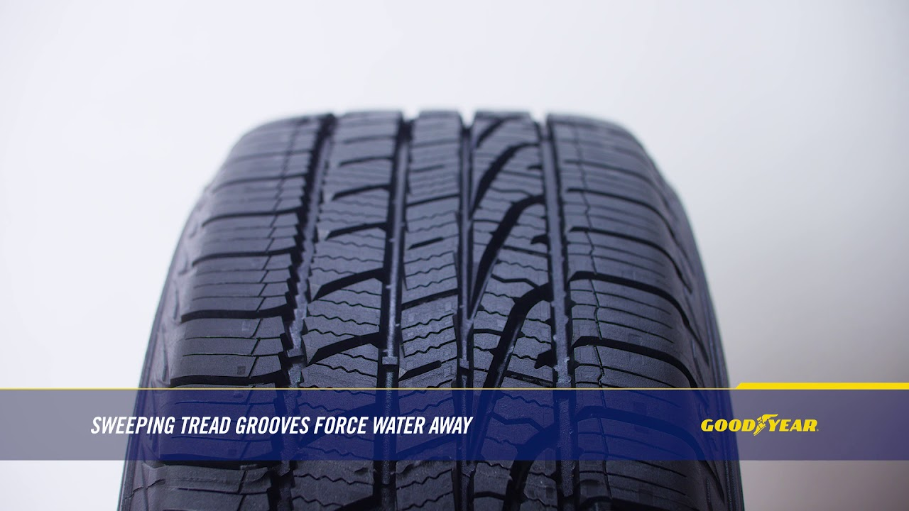 All Weather Tire >> Goodyear Assurance WeatherReady Tires – Pep Boys - YouTube