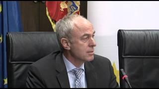 2016 03 10 Izlaganje sefa Odjeljenja za CG u Generalnom direktoratu EK za proirenje Dirka Langea na
