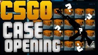 CSGO - Case opening ( kaZZy deschide cutii ) #1