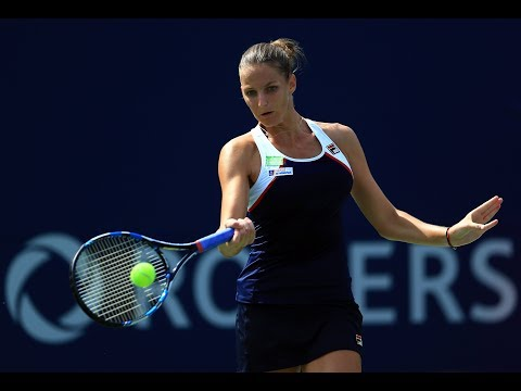 2017 Rogers Cup Third Round | Karolina Pliskova vs Naomi Osaka | WTA Highlights