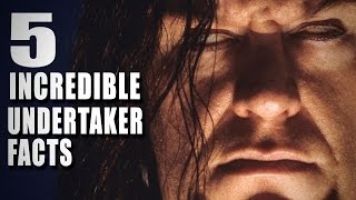 5 Phenomenal Undertaker Facts - 5 Things