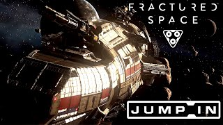 Fractured Space Steam Free To Play Trailer 2016s