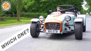 Is the 620R really the best Caterham? So many choices!
