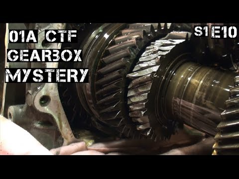 S1 E10] 01a CTF GEARBOX MYSTERY - YouTube