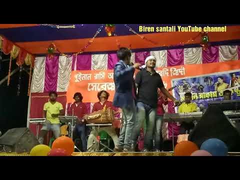 New Santali Fansan Video2019 | Singer : Sirjon [Sagen Sakam Orchestra]