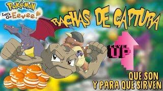 CADENAS/RACHAS DE CAPTURAS EN POKEMON LETS GO! PARA QUE SIRVEN Y COMO APROVECHARLAS!