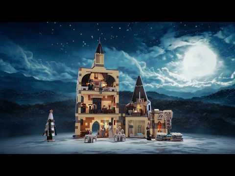 Hogwarts Clock Tower Adventure – LEGO HARRY POTTER