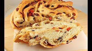 🔴Такого Хлеба вы Еще не Ели🔴Просто Объедение🔴Итальянский Хлеб с Начинкой