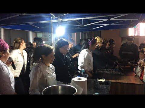 Gastroİzmit mutfağında pişmaniye lezzetleri 11. Pişmaniye Festivali'nde bizlerle