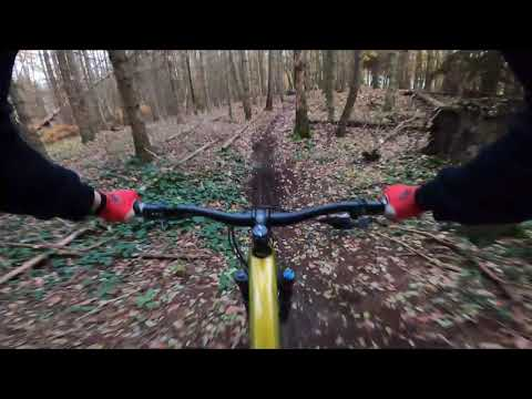 Testing out the brand new GoPro Hero 8 Short review of our home trails! MTB Enduro Freeride Downhill