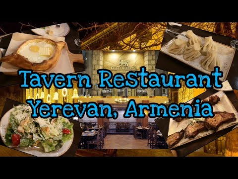 Armenia: Tavern Restaurant | Armenian Food