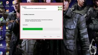 شرح تحميل وتثبيت لعبة Resident Evil 6 على PC