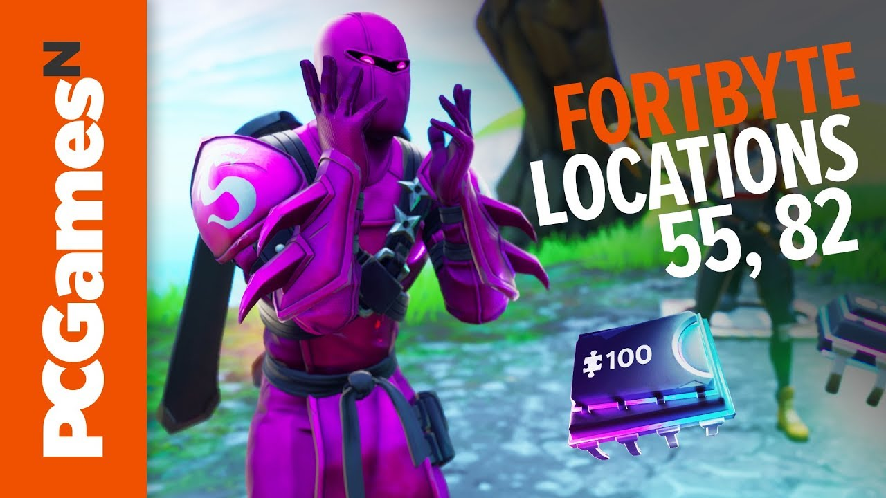 Fortnite Fortbyte 82: how to solve the pressure plate puzzle