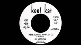 Joe Matthews - Ain