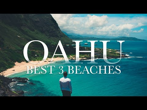 Best 3 Beaches On Oahu, Hawaii | NOT WHAT YOU THINK