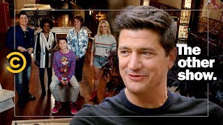 The Time Ken Marino Pitched a Weirdly Specific Arc for His Character - The Other Show