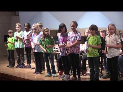 SITA 2017: Cornwall, Ripton, Salisbury, Weybridge Elementary School Bands
